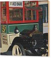 Wilkes Barre Bus   # Wood Print