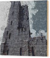 Will Rogers Shrine Wood Print