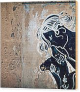 Will You Still Love Me When I'm No Longer Beautiful.. Wood Print