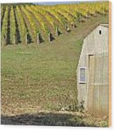 Willamette Valley Mcminnville Oregon Wood Print