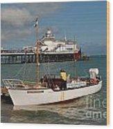 William Allchorn Eastbourne Wood Print