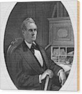 William Almon Wheeler (1819-1887) Wood Print