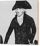 William Brodie (d Wood Print