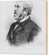 William Burnham Woods (1824-1887) Wood Print