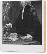 William Cullen (1710-1790) Wood Print by Granger