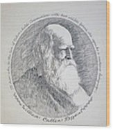 William Cullen Bryant Wood Print by Henry Goode