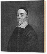 William Harvey (1578-1657) Wood Print