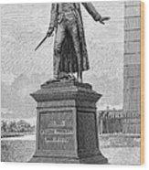 William Prescott (1726-1795) Wood Print