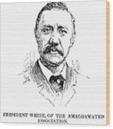 William Weihe Wood Print
