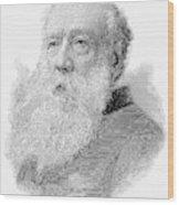 William Wood (1808-1894) Wood Print