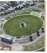 Williamstown Football Club Home Ground Wood Print