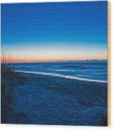 Wilmington Coastal Scene Wilmington North Carolina Wood Print