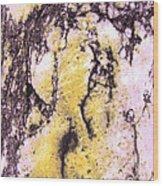 Wind Blown Wood Print