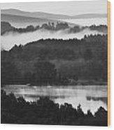 Windless Wood Print