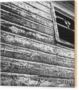 Window To Another Era Wood Print