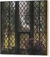 Window To God Wood Print