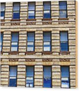 Windows Galore Wood Print