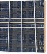 Windows In Windows Wood Print