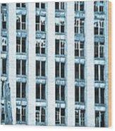 Windows To The Soul Wood Print