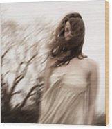 Windy Wood Print