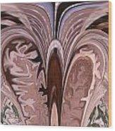 Wings Fantasy Wood Print