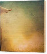 Wings Of Freedom Wood Print by Loriental Photography