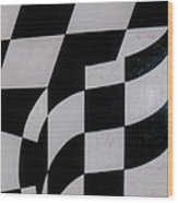 Winner Wood Print