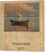 Winslow Homer 1 Wood Print