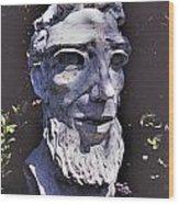Wise Man Wood Print