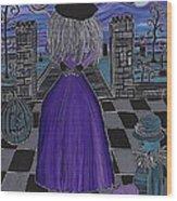 Witch World Wood Print