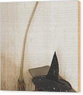 Witch's Corner Wood Print