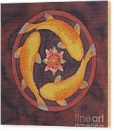Within Wood Print by Robert Hooper