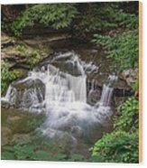 Wolf Creek  7k01600 Wood Print