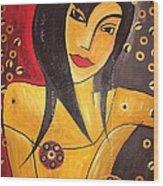 Women 0448 Marucii Wood Print