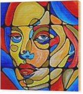 Women 450-09-13 Wood Print