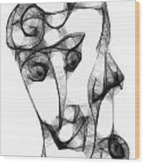 Women 653 - Marucii Wood Print