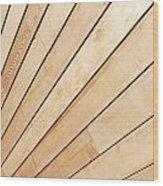 Wooden Texture Wood Print