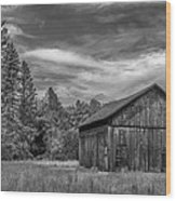Woody    7d06977 Wood Print