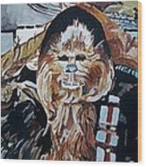 Wookiees Are Known To Do That Wood Print