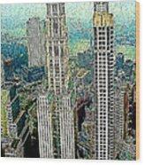 Woolworth Building New York City 20130427 Wood Print