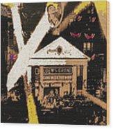 World Premier Gone With The Wind Loew's Grand Theater Atlanta Georgia December 1939-2008 Wood Print
