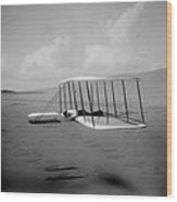Wright Brothers 1 Wood Print