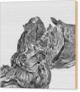 wudu 2 II Wood Print