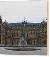 Wuerzburger Residenz Wood Print