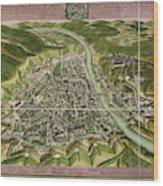 Wurzburg Wood Print