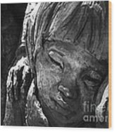 Ww2 Memorial To Japanese Held In Internment Camps Wood Print