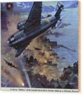 Wwii Royal Air Force, C1942 Wood Print