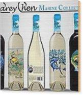 www.CareyChenWine.com Wood Print