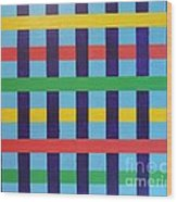 Xll-system-005 Wood Print