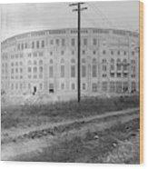 Yankee Stadium, 1923 Wood Print